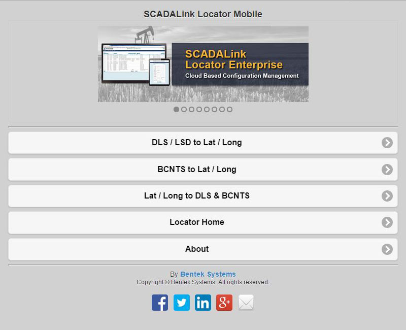 Locator Mobile_site
