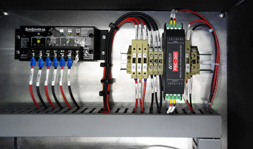 PSC-24 Panel Installation Example