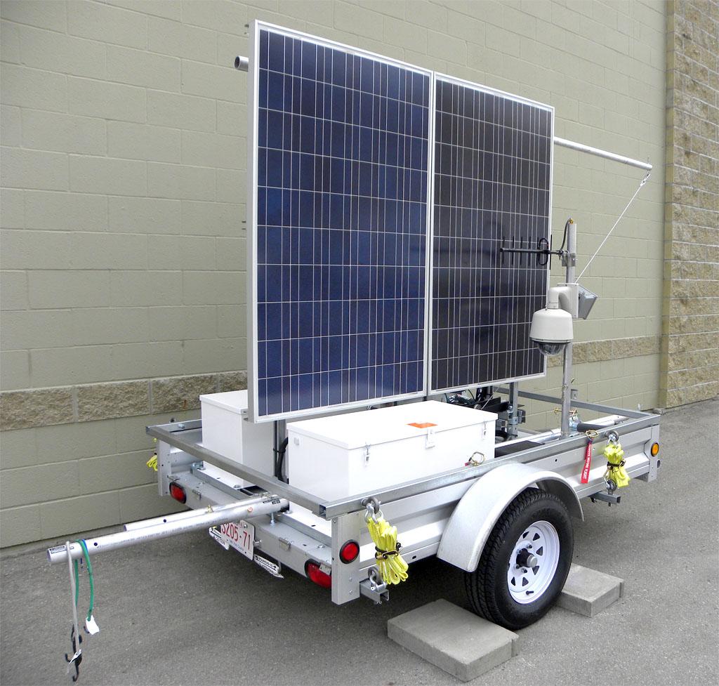 Industrial Solar Power Scadalink