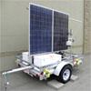 Mobile Solar Panel Side