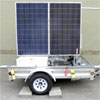 Mobile Solar Panel Front