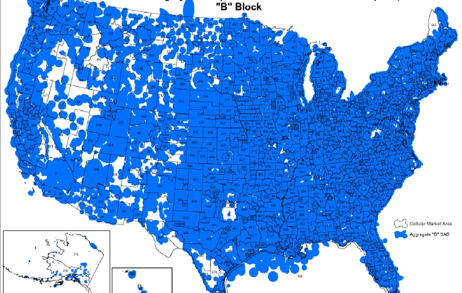 Coverage Maps - Us cellular coverage map vs verizon