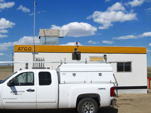 ATCO Trailer-Contanier-Filed Service