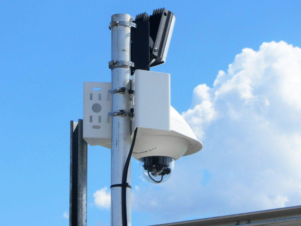 Sat130 Satellite Celluar Based Remote Video Surveillance