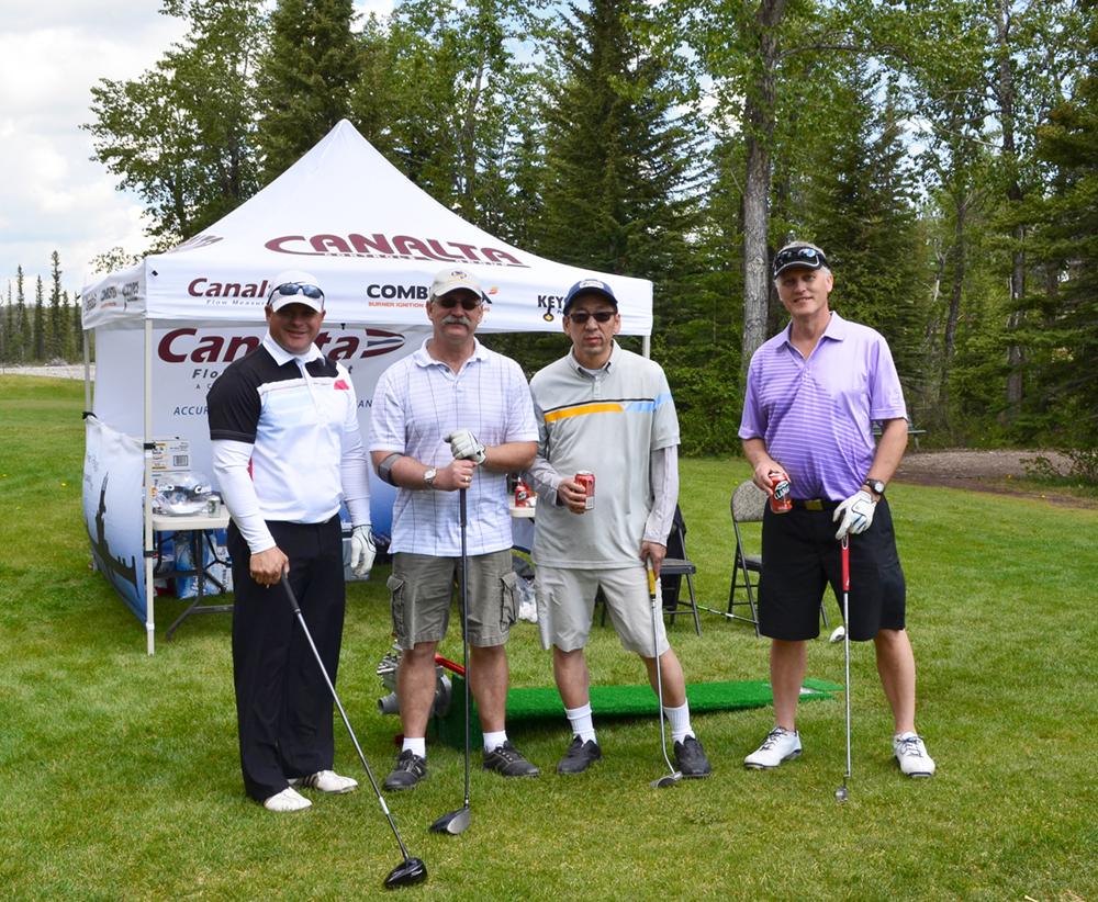 CsHm Golf Tournament