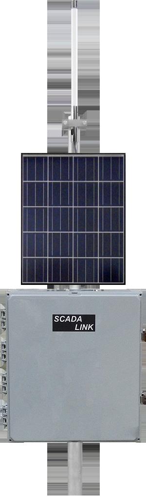 MODBUS Solar Powerd Repeater