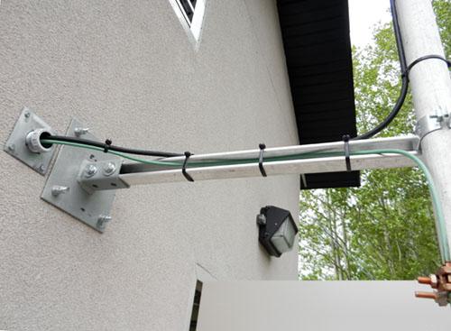 Antenna Mast And Mounting Brackets Scadalink