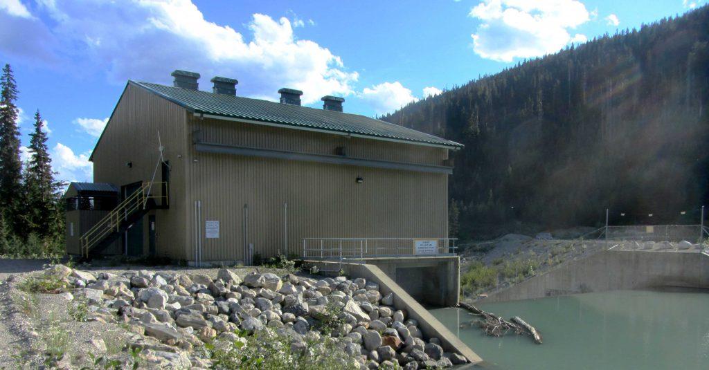 Water Intake Pump Station Monitoring