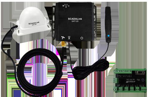Scadalink Sat120 Dual Mode Satellite Cell Modem Amp Rtu
