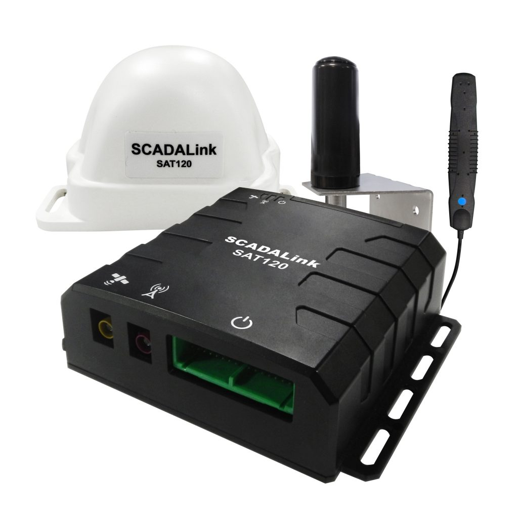 Dual Mode Satellite/Cellular Modem Can Ensure Reliable SCADA Connectivity