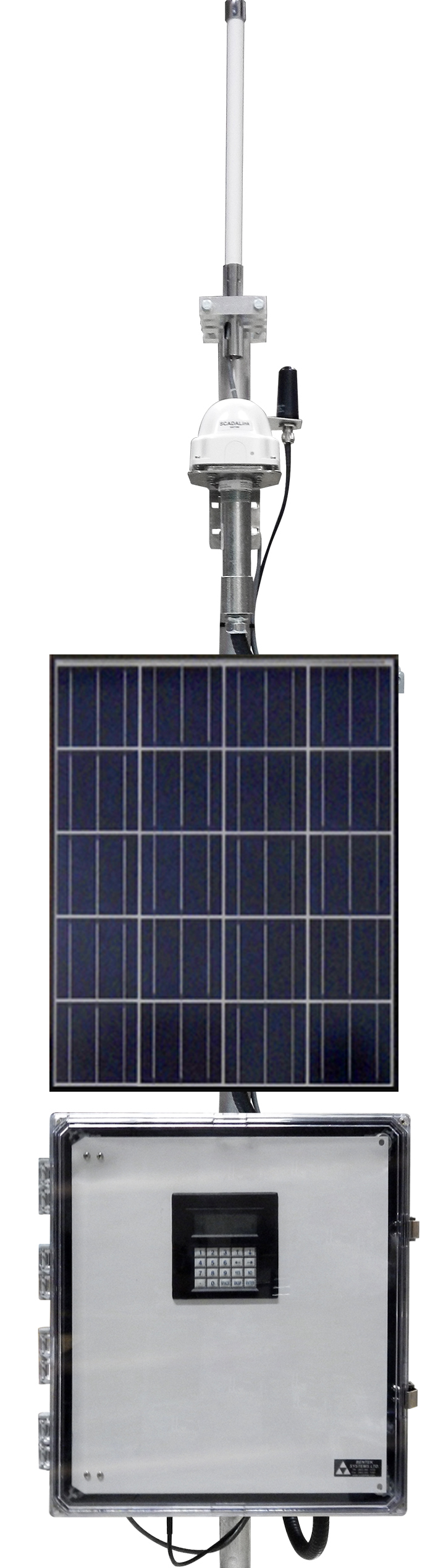SAT130 GATEWAY-SOLAR RTU-Local Display 2
