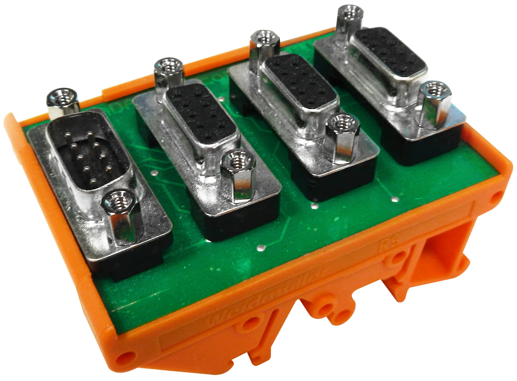 SPL3 RS232 Splitter