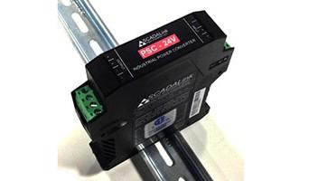 SCADALink PSC-24 12VDC to 24VDC Industrial DC-DC Converter