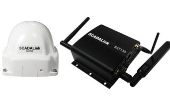 SCADALink SAT130 Wireless Industrial M2M / IoT Gateway