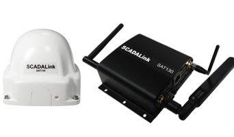 SCADALink SAT130 Wireless Industrial M2M / IoT Gateway