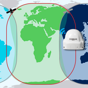 Satellite Communications Delivers High Value in Industrial Applications