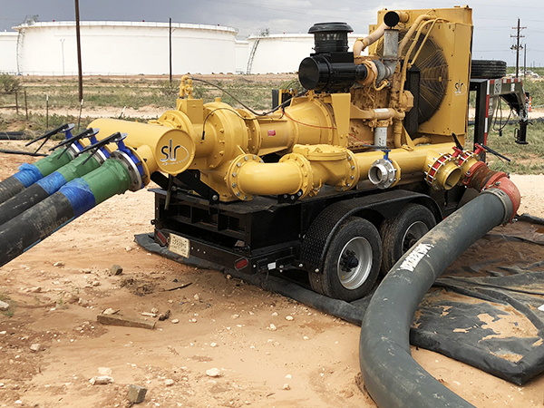 PumpMate - Diesel Powered Transfer Pumps