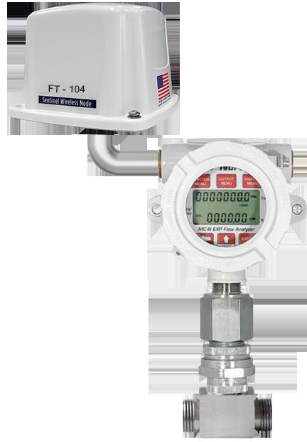 Wireless Sensor - Flow Transmitters