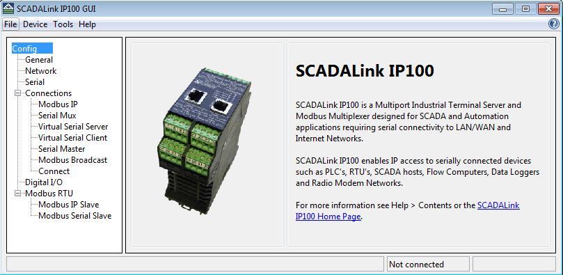 Using the IP100 Protocol Analyzer for SCADA Communications