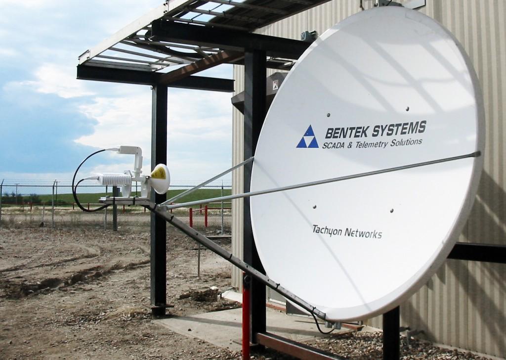 VSAT Satellite Dish